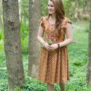 Matilda Jane | Lucy floral Dress M